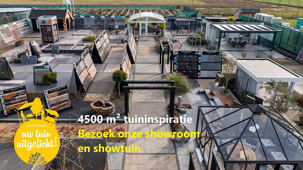 Tuininspiratie showtuin